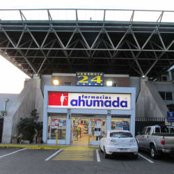 Farmacia Ahumada - Portugal / Diagonal Paraguay en Santiago