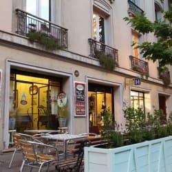Café Bistro de la Barra en Santiago