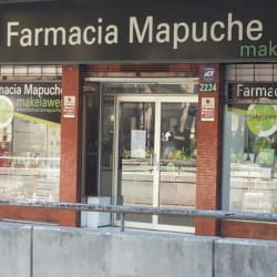 Farmacia Mapuche Makelawen - Av. Nueva Providencia en Santiago