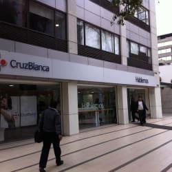 Cruz Blanca - Providencia en Santiago