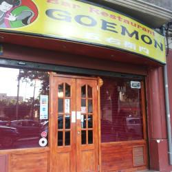 Goemon en Santiago