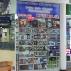 Tienda de Videojuegos Katana - Paseo Las Palmas en Santiago