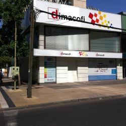 Dimacofi- Av. Apoquindo  en Santiago