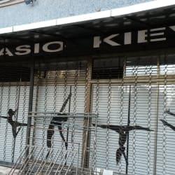 Gimnasio Kiev  en Santiago