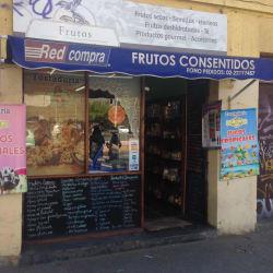 Tostaduria Frutos Consentidos en Santiago