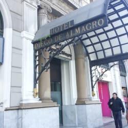 Hotel Diego de Almagro - Alameda en Santiago