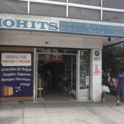 Importadora mohits - Irarrázaval en Santiago