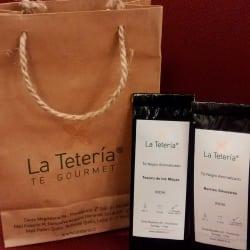 La Tetería - Compañía  en Santiago