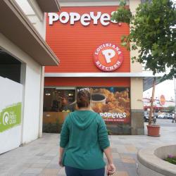 Popeyes - Paseo Quilín en Santiago