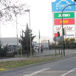 Mall Portal La Reina en Santiago