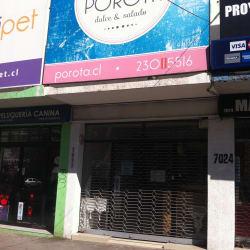 Porota - Las Condes en Santiago