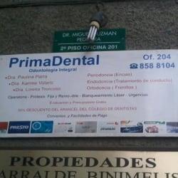 Prima Dental - Eyzaguirre en Santiago