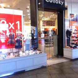 Colloky - Mall Portal La Dehesa en Santiago