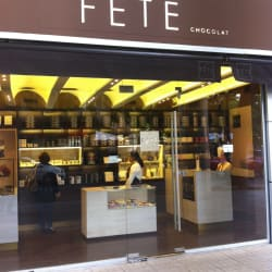La Fête Chocolat - Ricardo Lyon  en Santiago