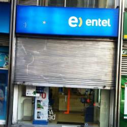 Entel - Ahumada en Santiago