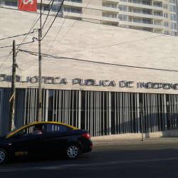 Biblioteca Pública Pablo Neruda - Independencia en Santiago