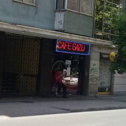 Café Gazu -  Miraflores en Santiago