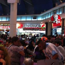 Chinawok - Mall Plaza Vespucio en Santiago