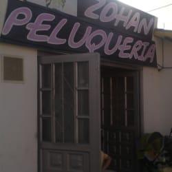 Zohan en Bogotá