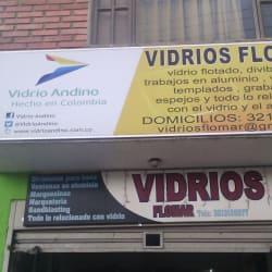 Vidrios Flomar en Bogotá