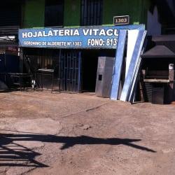 Hojalateria Vitacura en Santiago