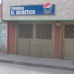 Tienda El Secretico en Bogotá
