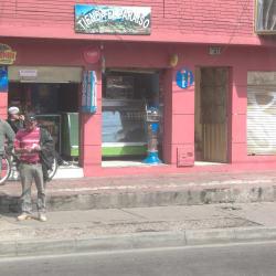 Tienda El Paraíso en Bogotá