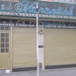 Manantial Calle 63  en Bogotá