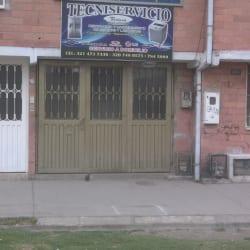 Tecniservicio en Bogotá