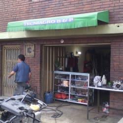 Tecniagro B&P en Bogotá