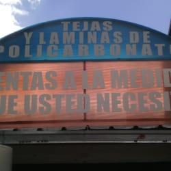 Tejas Almacén Funza en Bogotá