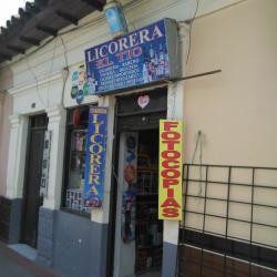 Licorera El Tio en Bogotá