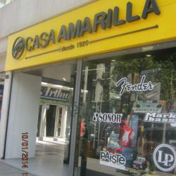 Casa Amarilla - San Diego en Santiago