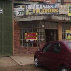 Lubricantes y Filtros Funza en Bogotá