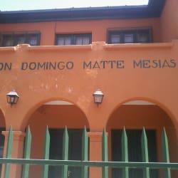 Colegio Domingo Matte Mesias - Puente Alto en Santiago
