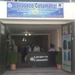 Lavaseco Cotamatic en Bogotá