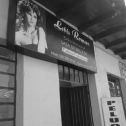 Lebis Romero Belleza Internacional en Bogotá
