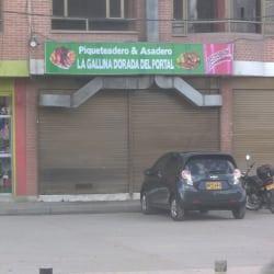 La Gallina Dorada Del Portal en Bogotá