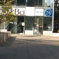 Banco Bci - Cerro El Plomo en Santiago