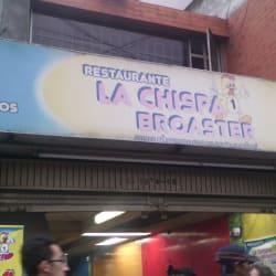 La Chispa Broaster Calle 15 en Bogotá