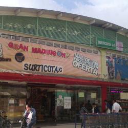 Surticota JG en Bogotá