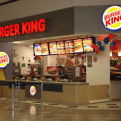 Burger King - Mall Plaza Egaña en Santiago