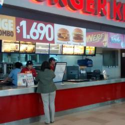 Burger King - Mall Plaza Alameda en Santiago
