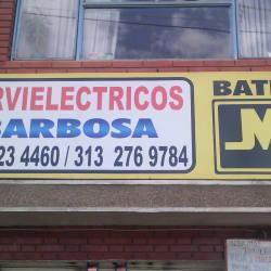Servieléctricos Barbosa en Bogotá