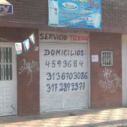 Servicio Técnico R.G en Bogotá