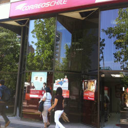 Correos Chile - El Golf en Santiago