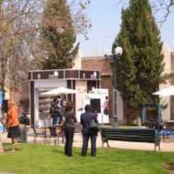 Café al Aire Libro - Plaza Chile-España en Santiago
