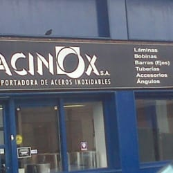 Acinox Sa en Bogotá