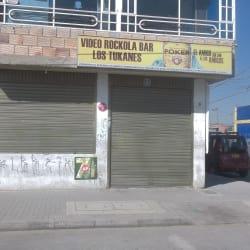 Video Rockola Bar Los Tukanes en Bogotá