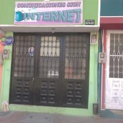 Café Internet Comunicaciones Sion en Bogotá